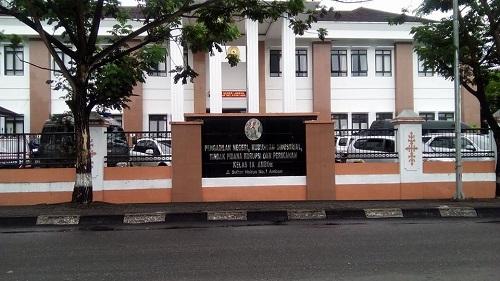 Enam Pegawai Pengadilan Negeri Ambon Terpapar COVID-19