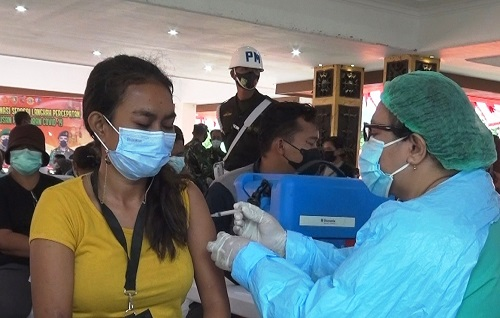 Kasus COVID-19 di Kota Ambon Meningkat Cukup Signifikan