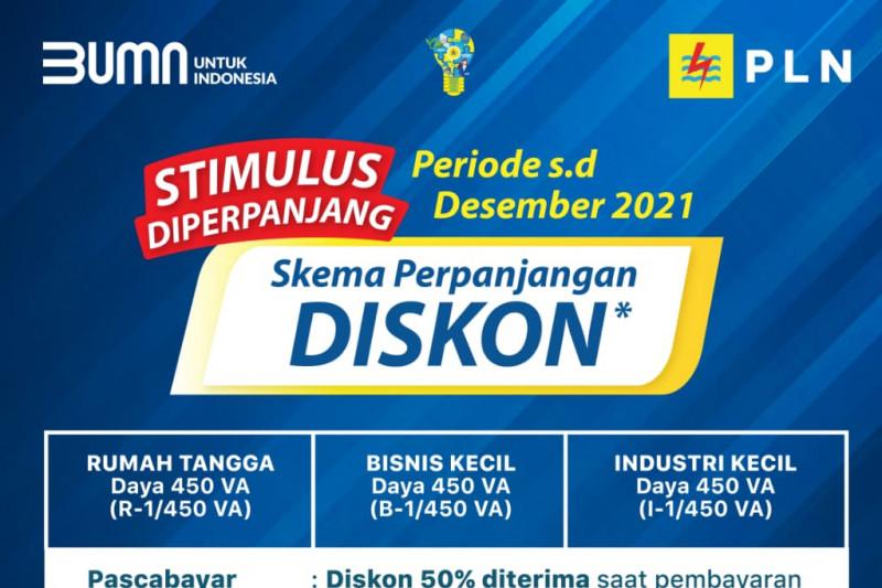 Kementerian ESDM : Lebih Dari 32 Juta Pelanggan PT PLN Menerima Stimulus Ketenagalistrikan Selama Semester 1 2021