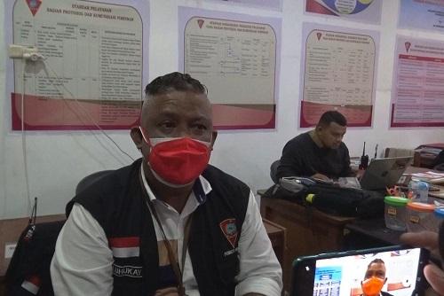 OKP Bantu Pemkot Dalam Penanganan COVID-19 di Kota Ambon
