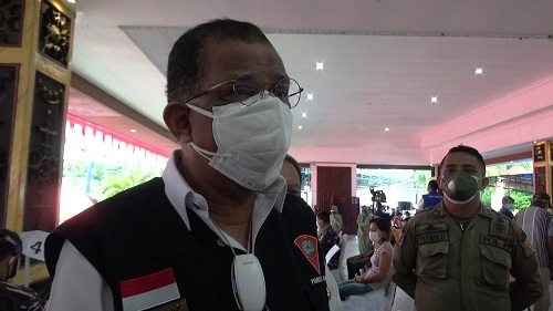 Satgas : 21 Nakes di Kota Ambon Terkonfirmasi Positif COVID-19
