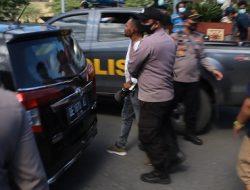 Sejumlah Mahasiswa Diamankan Polisi Saat Gelar Demo Tolak PPKM