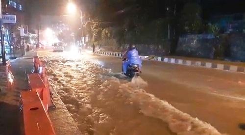 Sejumlah Wilayah di Kota Ambon Terdampak Bencana Longsor dan Banjir