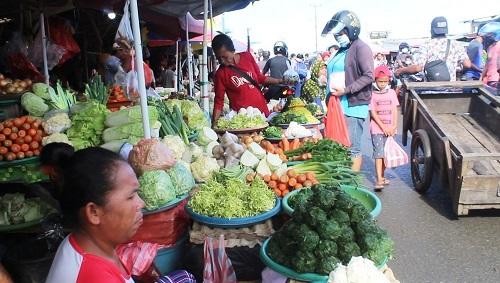 Seluruh Pasar yang Ada di 5 Kecamatan Kota Ambon Akan Difungsikan Kembali