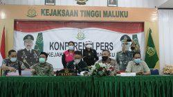 Terkait Kasus Korupsi APAN Tawiri, Kejati Maluku Menahan JRS