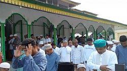 Warga Muslim di Wakal Maluku Tengah Sudah Menunaikan Shalat Idul Adha 1442 H