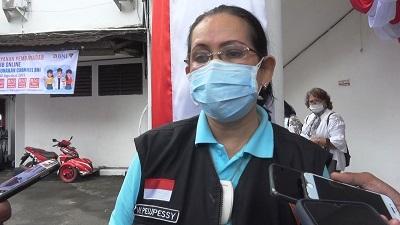 Dinkes Kota Ambon Dari 3.361 Nakes, Baru 914 Orang Mendapatkan Vaksinasi Tahap Ketiga