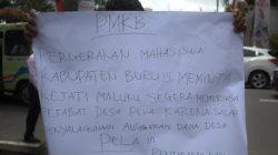 PMKB Gelar Demo di Kantor Kejati Maluku Usut Dugaan Penyelewengan ADD dan DD di Kabupaten Buru