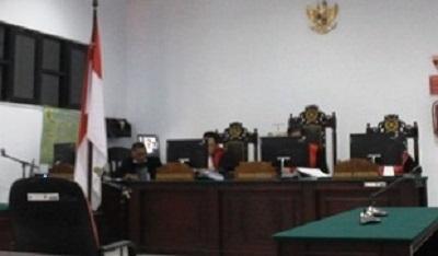 Pengadilan Negeri Ambon Putuskan Ferry Tanaya Bebas Dari Korupsi