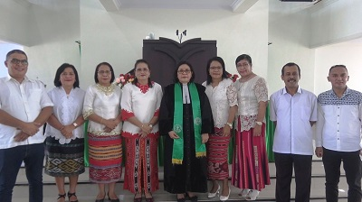 Umat Kristiani di Maluku Dihimbau Hadirkan Syalom Allah Kepada Orang Lain