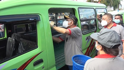 Walikota Ambon Resmi Canangkan HUT Kota Ambon Ke-446 Tahun