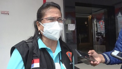 DPPKB Kota Ambon Kerahkan Staff Medis Dampingi Ibu Hamil Pasca Menerima Vaksin COVID-19