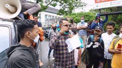 Gelar Demo KANAK Desak Kejati Panggil Mantan Direktur PT Kalwedo