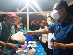 Gerakan SOBATKU, Walikota Bersama ASN Pemkot Ambon Serbu Kuliner di Lima Kecamatan Kota
