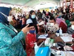 Ketua TP- PKK Maluku Tengah Minta Kader Jadi Garda Terdepan Sukseskan Vaksinasi COVID-19
