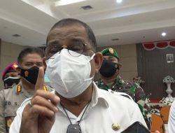 Kota Ambon Menjadi Yang Tertinggi Warganya Telah Menerima Vaksinasi COVID-19 di Maluku