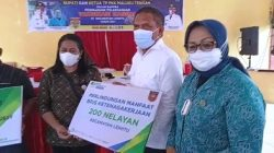 Pastikan Berjalan Lancar, Bupati Malteng Pantau Pelaksanaan Vaksinasi Warga Leihitu
