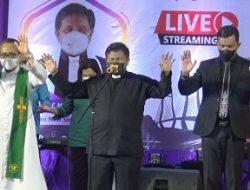 Pemkot Gelar Doa Bersama Ungkapan Syukur HUT ke-446 Tahun Kota Ambon Secara Virtual