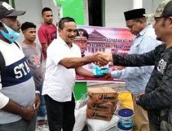 Pemprov Maluku Salurkan Bantuan Hibah Pembangunan Rumah Ibadah di Tehoru dan Telutih
