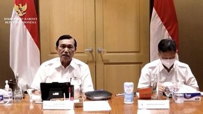 Inilah Penerapan PPKM di Wilayah Jawa dan Bali