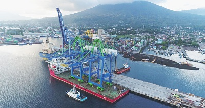 Pemprov Maluku Bentuk TPPL Untuk Percepat Pembangunan Ambon New Port