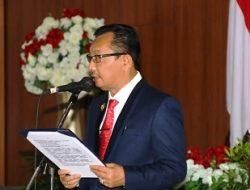 Wagub Maluku Lantik 142 Pejabat Eselon III dan IV
